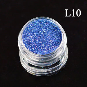 1 Bottle Shining Dust Nail Art Glitter