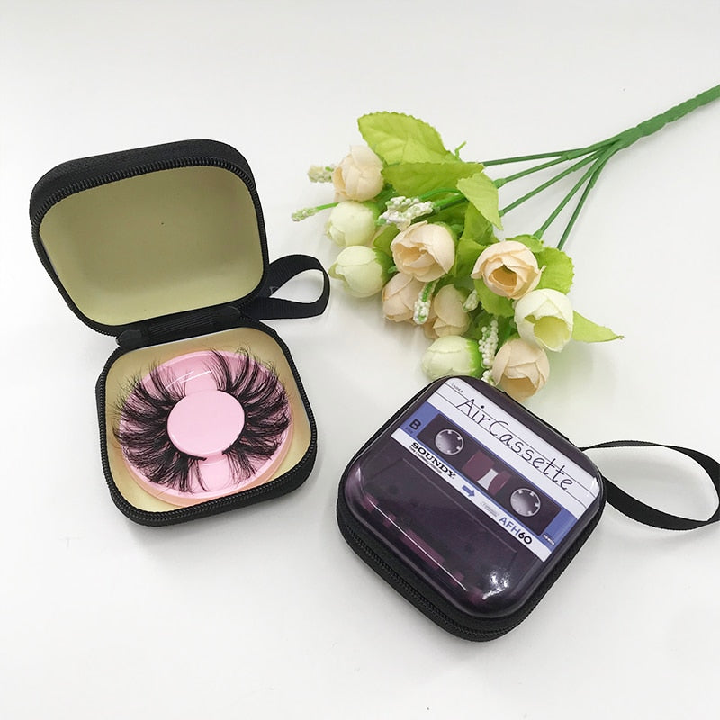 5D False Eyelashes Packaging Creative Lash Case