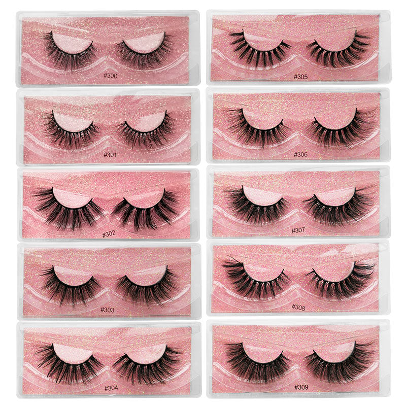#300  wholesale lashes
