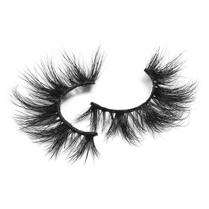 3D Mink False Eyelashes  Natural Lightweight wisp
