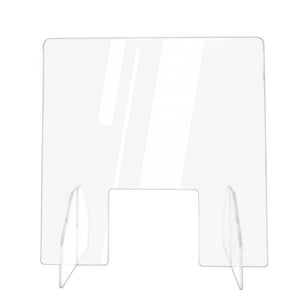 Acrylic Sneeze Guard Shield