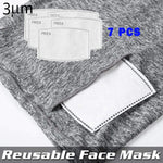 Face  Scarf  Breathable Bandanna- mask/ with filter