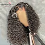 Preferred Kinky Curly Lace Front Wig