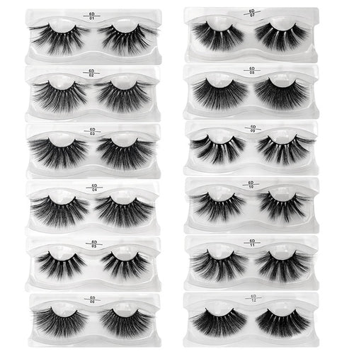 25mm Lashes 20-100 pairs  wholesale