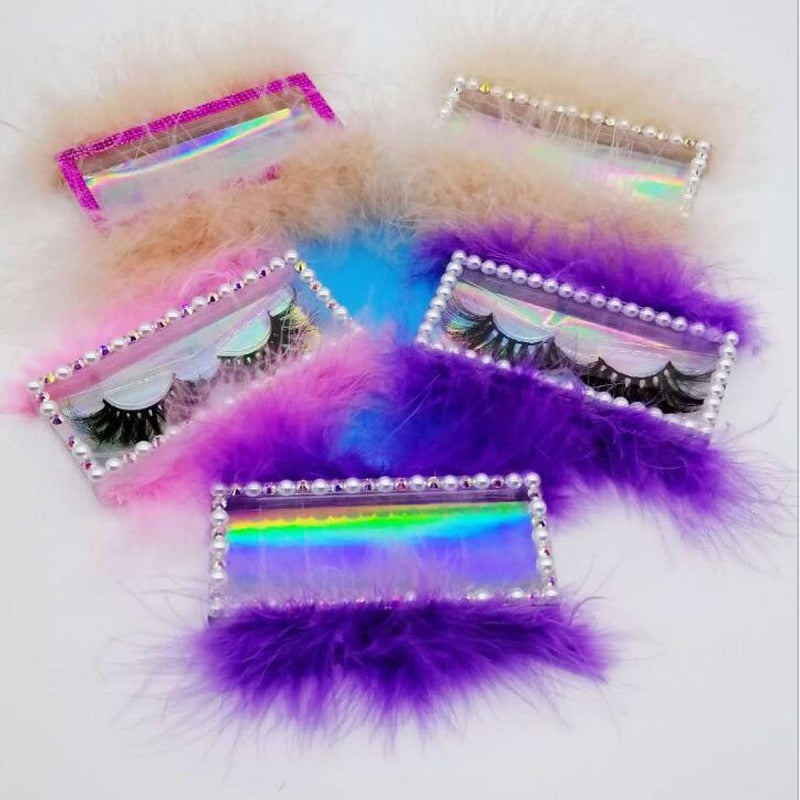 NEW 10 pcs Glam lash Cases - Neshaí Fashion & More