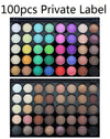 Wholesale Custom 40 Color  Eyeshadow Palette  Private Label