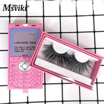 Wholesale 3D/6D 25MM  Cruelty Free lashes with case