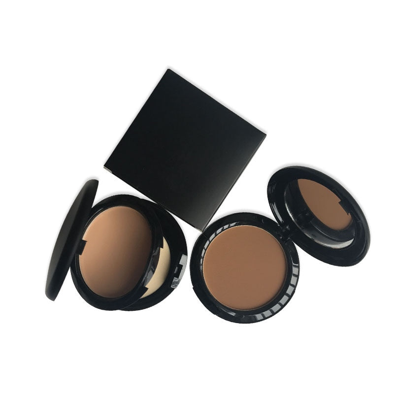 Wholesale Single Color Compact Pressed Powder Concealer Private Label - Neshaí Fashion & More