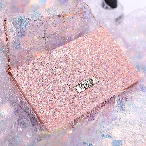 hojo Sparkling Star Matte Glitter Eyeshadow Palette - Neshaí Fashion & More