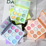 Guicami 9 Colors Pastel Eye Shadow Palette TSLM2 - Neshaí Fashion & More