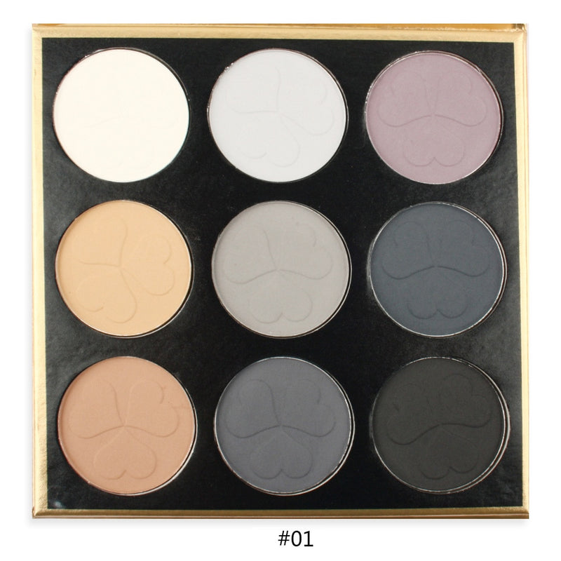 10 Piece Smoky and Peach Blossom  Palettes Private Label - Neshaí Fashion & More