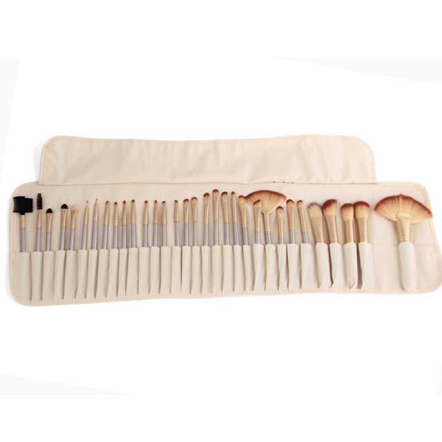 32pcs Professional Makeup Brushes Set