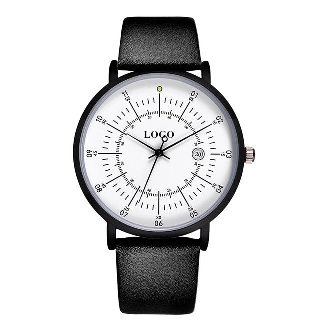 custom- Make Your Brand Wrist Watch Private Label