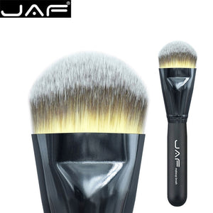 Extra Large Brush for Liquide Foundation and Face Cream Superfine Synthetic Taklon Vegan 18STYF