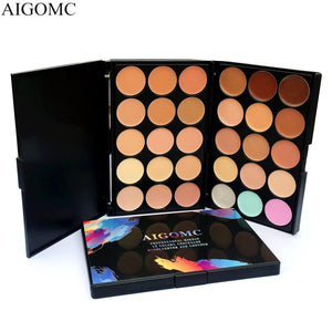 15 Colors Contour Palette