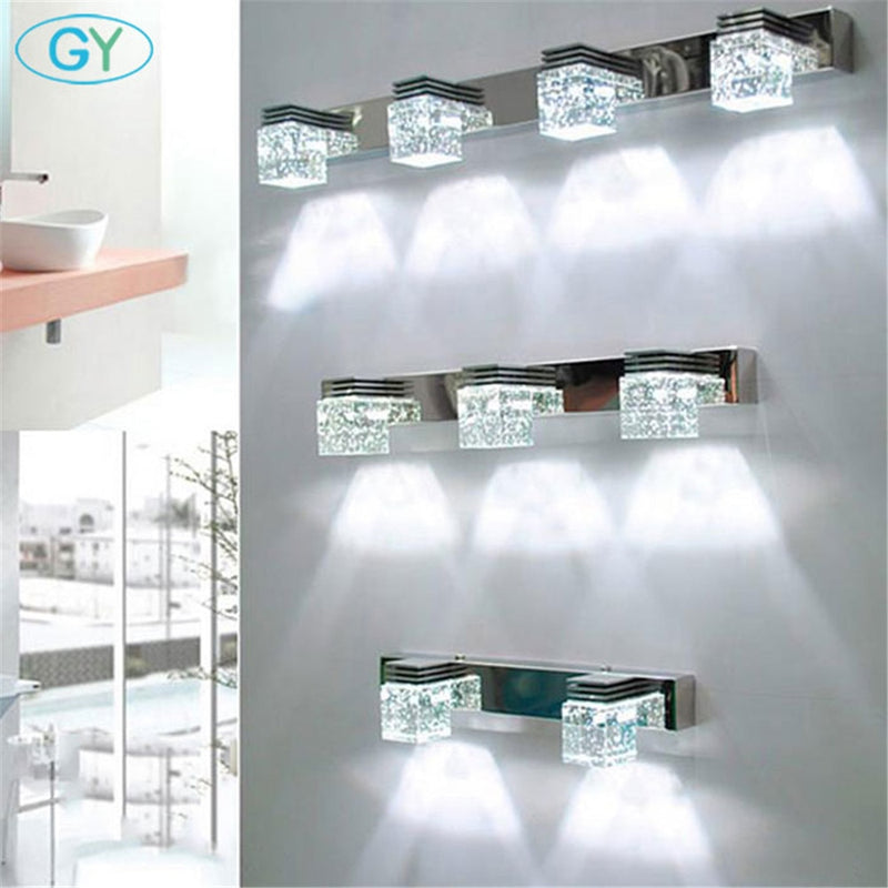Modern bathroom vanity light fixtures