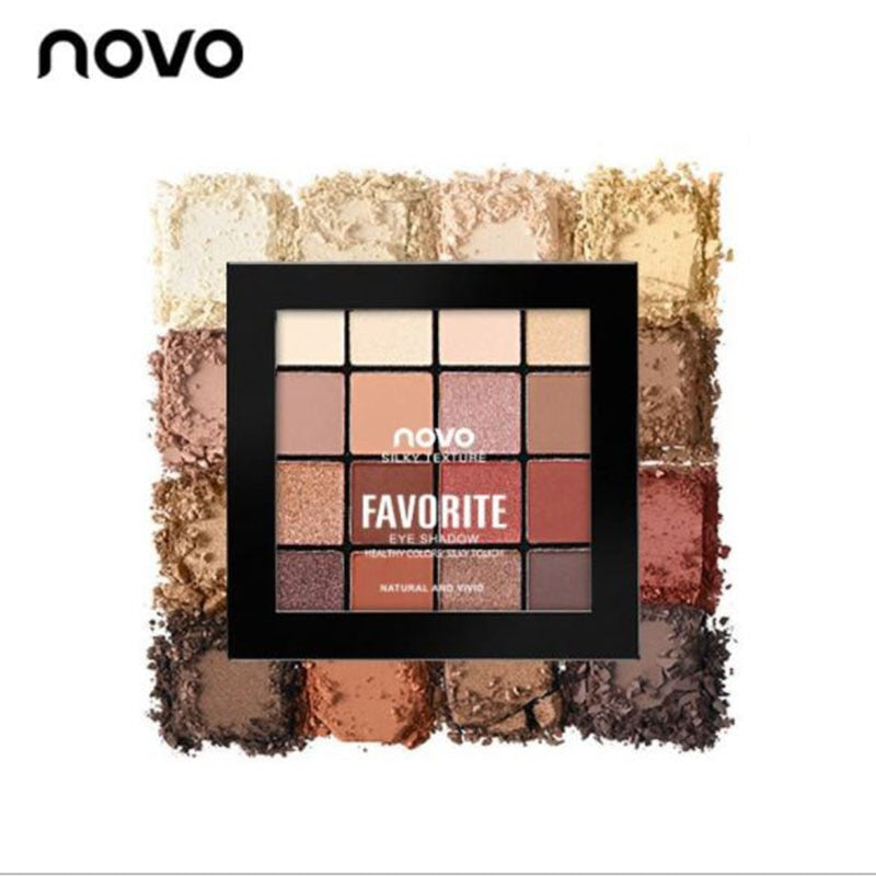 Eye Shadow novo healthy colors