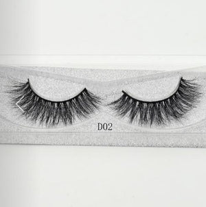 Faux Mink Lashes Vegan Cruelty Free