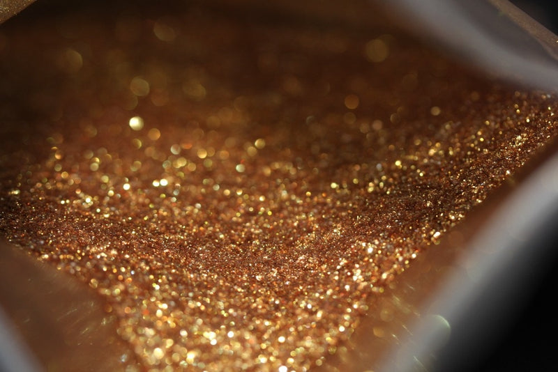 Brown Diamond Loose Highlighter Dust Pigment Powder for Cosmetics - Neshaí Fashion & More