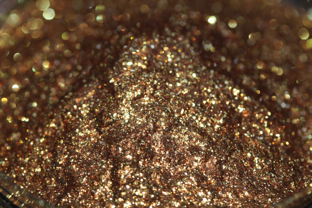 Brown Diamond Loose Highlighter Dust Pigment Powder for Cosmetics