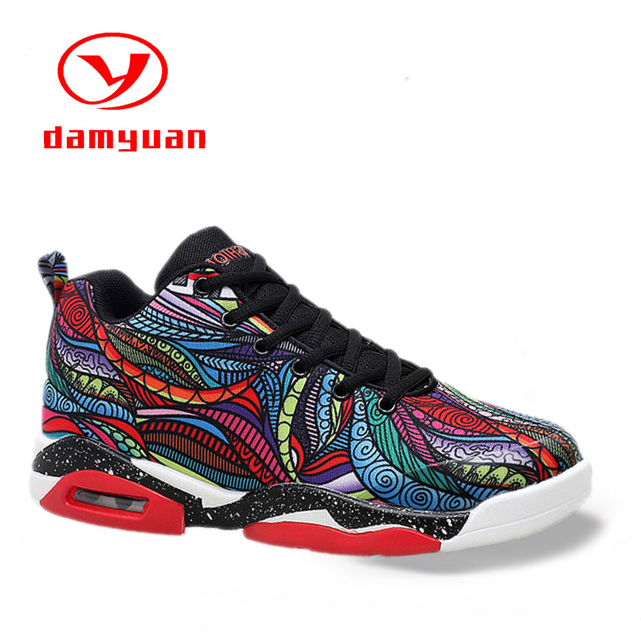 Jogger Air Cushion Lightweight Outdoor Leisure Shoes