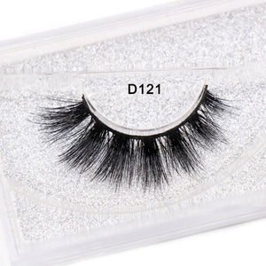 Cruelty Free High Volume Mink Lashes Soft Dramatic