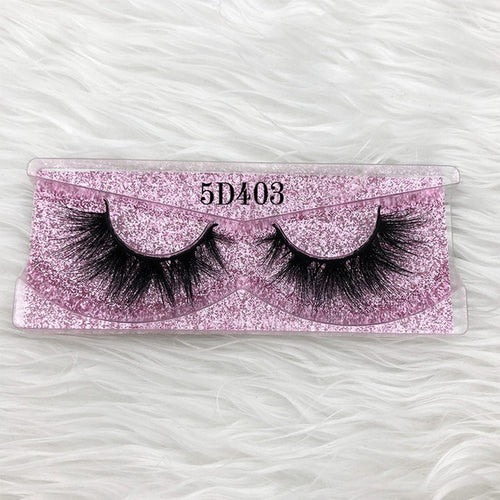 Mikiwi lashes Rose Gold case single orders
