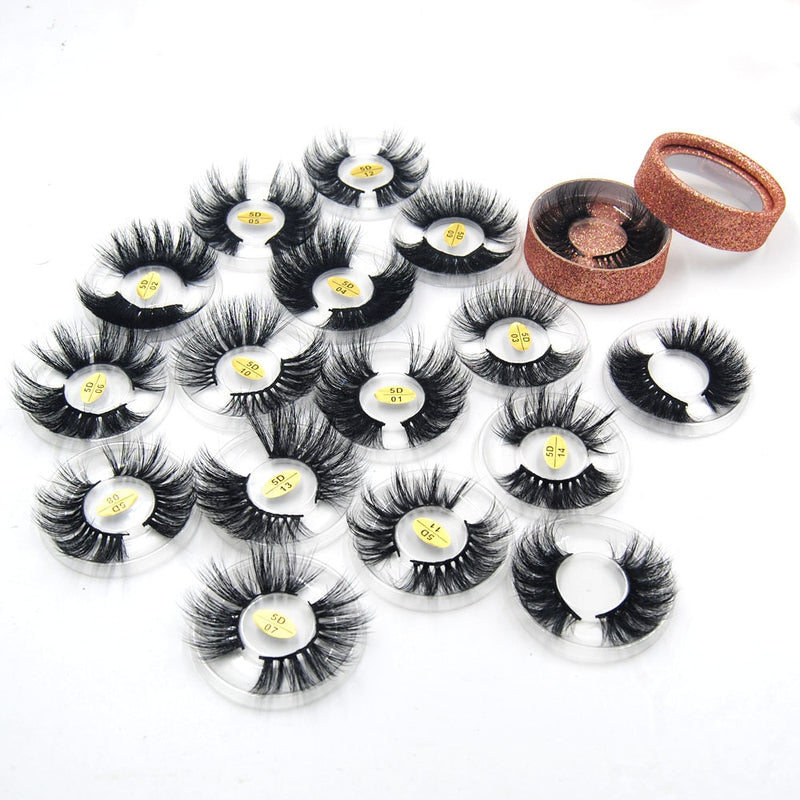 14styles 5D  Wholesale lashes - Neshaí Fashion & More