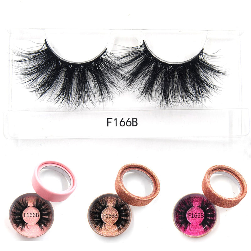 25mm False Eyelashes Wholesale