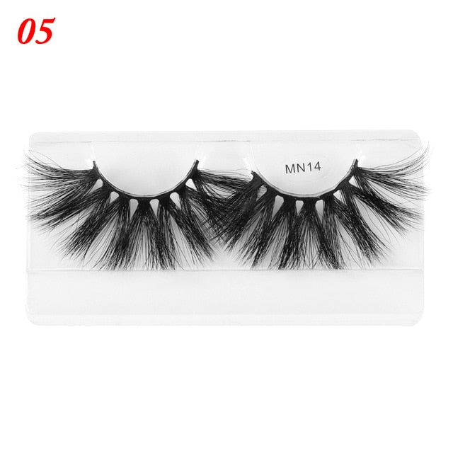 Dramatic Long Wispies Fluffy Multilayers Eyelashes Cruelty-free Extension