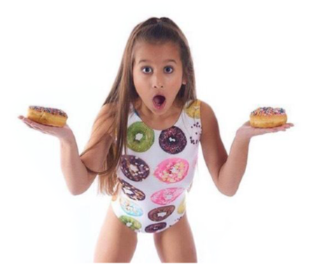 donuts leotard