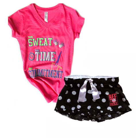 gymnastics clothes