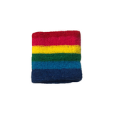 Gymnastics Wristbands - Rainbow
