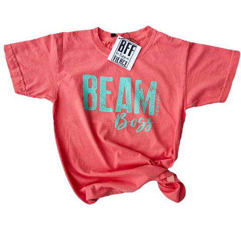 Beam Boss™ Gymnastics T-Shirt