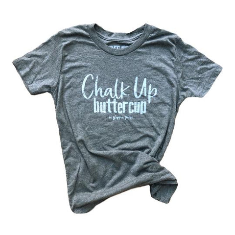 Chalk Up Buttercup Gymnastics T-Shirt