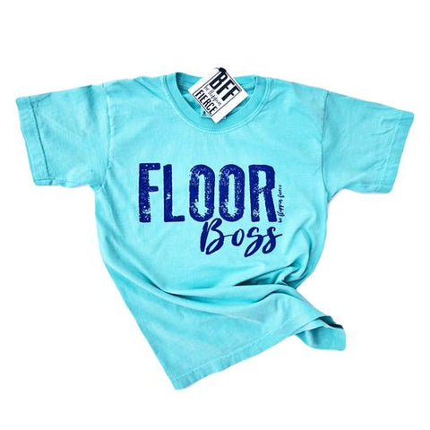 Floor Boss™ Gymnastics T-Shirt