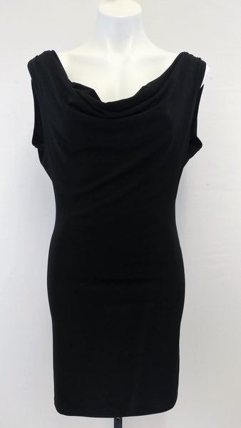 New Spense Women Dress, Size Medium, Low Back Fitted Sleeveless