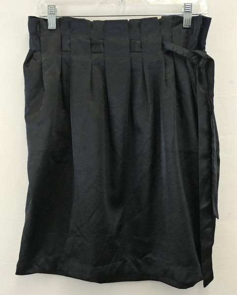 GO International Women Skirt, Size 11, black, polyester
