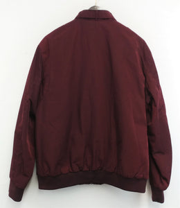 Member Only Men's Insulated Jacket, Size Large, burgundy, polyester