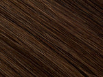 #4/6 Piano Mix - Flat Bonded Weft® | EXTRA HAIR EXTENSIONS