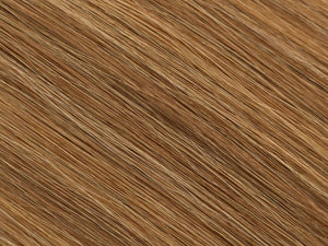 #6/27 (Mix) | Machine Tied Weft - EXTRA HAIR EXTENSIONS
