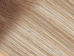 #r18 18/22 (Rooted Piano Mix) | Flat Bonded Weft® - EXTRA HAIR EXTENSIONS