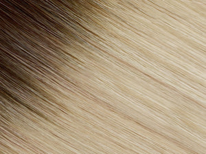 #r4 18/22 (Rooted) | Machine Tied Weft | EXTRA HAIR EXTENSIONS