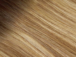 #r4 6/22 (Rooted) | Flat Bonded Weft® | EXTRA HAIR EXTENSIONS