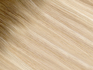 #r8 18/613 (Rooted) | Flat Bonded Weft® | EXTRA HAIR EXTENSIONS
