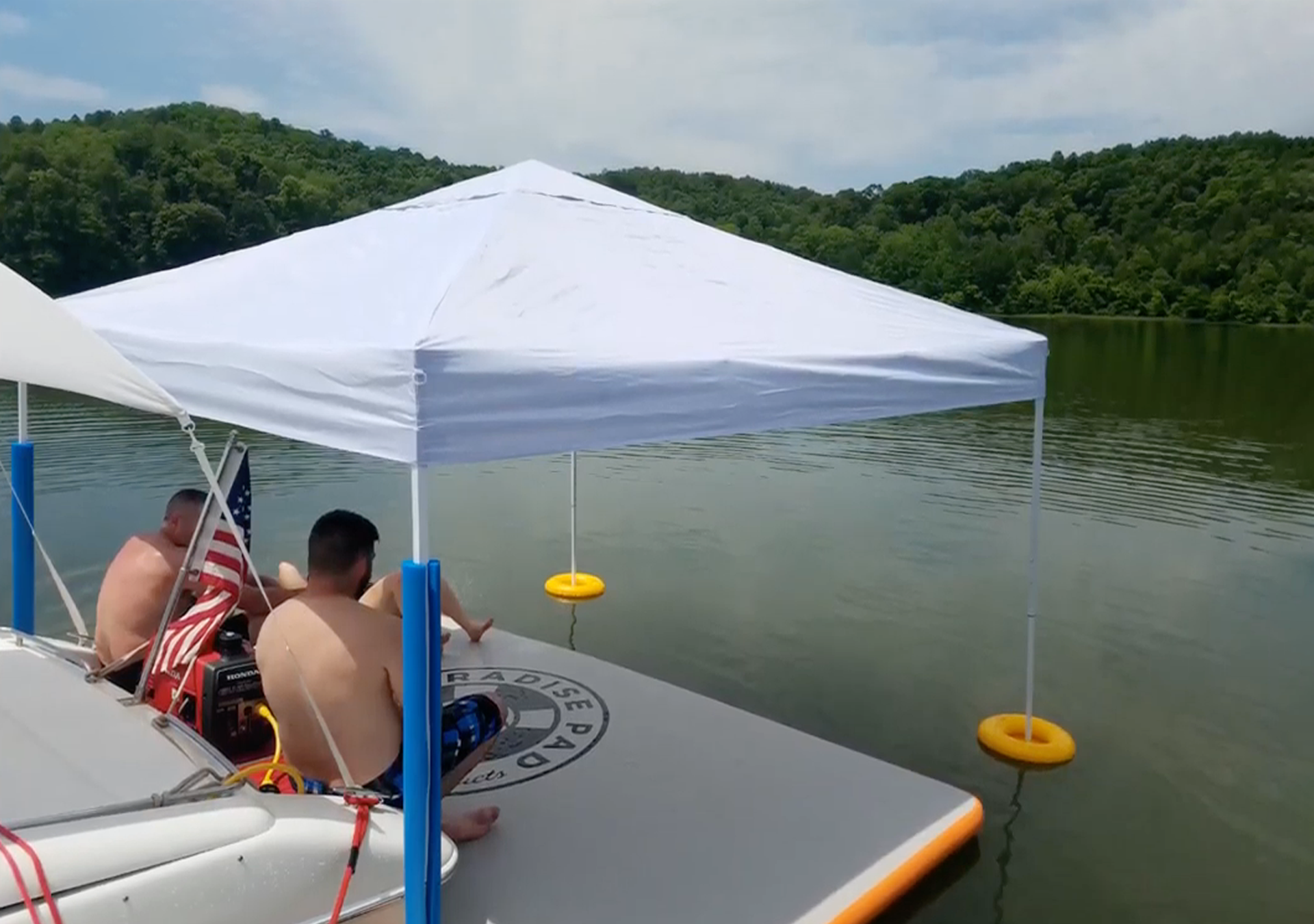 CANOPY FLOAT KIT