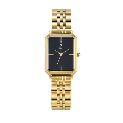 Zibilly Portrait Watch Limited Gold