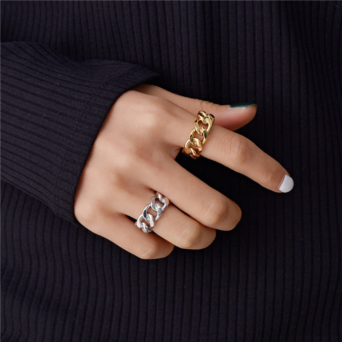 Chain Geometric Resizable Ring