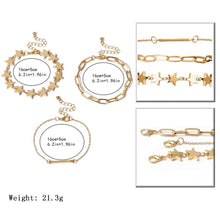 Load image into Gallery viewer, Canopus 3 pieces bracelet set