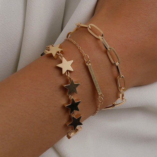 Canopus 3 pieces bracelet set